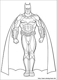 batman coloring pages kids funycoloring