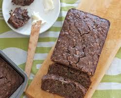 zucchini chocolate olive oil bread recipe