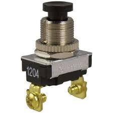 Pressure Switch For Cabinet Door Gardner Bender 10 Amp Single Pole Ac Dc Push Button Door Switch 1