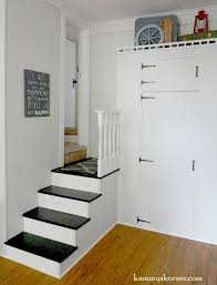 best way to paint paneling kammy u0027s korner stairway makeover with beadboard paneling and paint