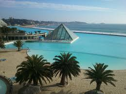 the biggest swimming pool in the world is actually spectacular