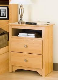 marvellous natural maple nightstand hemling interiors