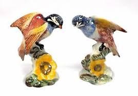 x2 beswick vintage chickadee bird ornaments w63 ebay