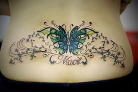 lower back tattoo designs for women pictures to pin on pinterest