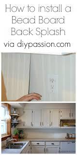 Wainscoting Backsplash Kitchen 100 Wainscoting Backsplash Kitchen Kitchen Backsplash Ideas
