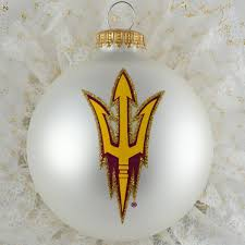 asu pitchfork ornament southwest ornaments by brenda schodt