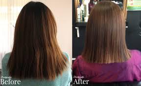 beautifying life review hair cut at black cat studio feat