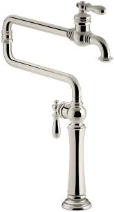 Kitchen Pot Filler Faucets Best 25 Industrial Pot Fillers Ideas On Pinterest Beautiful
