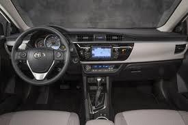 Dodge Dart 2014 Interior 2014 Toyota Corolla Vs 2014 Dodge Dart