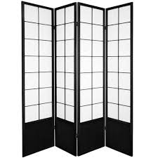 Panel Shoji Screen Room Divider - decorative room dividers u0026 screens folding privacy screens on