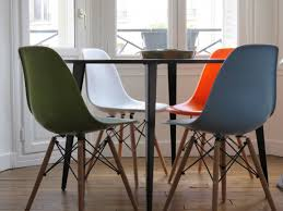 dining rooms mesmerizing charles eames dining chairs design