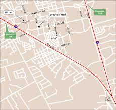 Nmsu Map Driving Directions Jornada