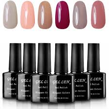 gellen nail polish review choices from over 300 colors