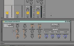 Sample Controller Www Maxforlive Com Download Max For Live Devices