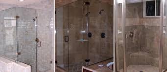 custom shower glass tub enclosures casa grande az