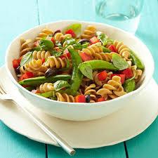 healthy pasta salad recipes diabetic living online