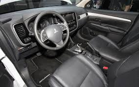 mitsubishi adventure 2017 interior car picker mitsubishi outlander interior images