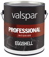 valpar paint colors valspar professional interior eggshell paint