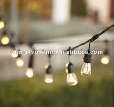 Exterior String Lights by 25 Luxury Outdoor String Lights Waterproof Pixelmari Com