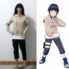Naruto Halloween Costumes Adults Hinata Hyuga Cosplay Costumes Japanese Anime Naruto