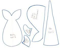 bfgd 15 go to patterns whales stuffed animal patterns and