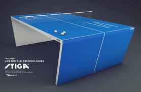 collapsible ping pong table waldner the next generation ping pong table by robert lindstrom