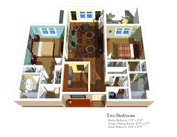 floor plans for bedrooms the quadrangle the quadrangle floor plans