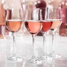 sur la table wine glasses sur la table we re in a perma yes way rosé mood so facebook