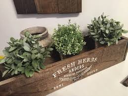 Monogram Planter Any Sign Or Monogram Tray Herb Box Planter Box Free Beer