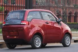 Mahindra Reva E20 Interior Mahindra E2o In India Review Indiandrives Com