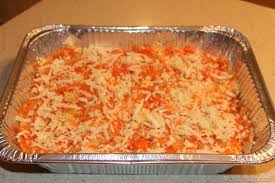 carrot casserole cook diary