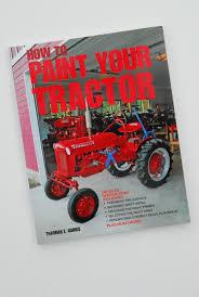 gaines communications tractor restoration books