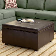 bassdrop co page 38 brown leather cocktail ottoman round ottoman