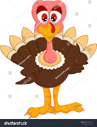 cute turkey cartoon stock illustration 229194211 shutterstock