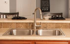 High Rise Kitchen Faucet by Huntington Brass Faucets Colony Homes