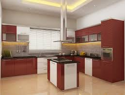 vibrant inspiration latest kitchen designs in kerala cabinets