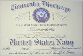 honorable discharge certificate fred fry international honorable discharge