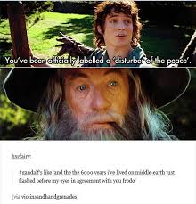 Lord Of The Meme - image 525742 lord of the rings know your meme