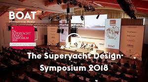 design event symposium in pictures the superyacht design symposium 2018 boat international