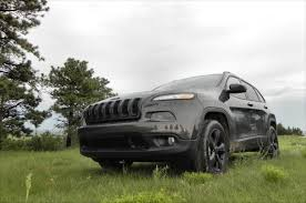 jeep cherokee green 2015 test drive 2015 jeep cherokee meets the mark for tech