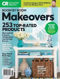 consumer reports best paint for kitchen cabinets consumer reports room by room makeovers november 2017 nook book