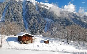 hd widescreen wallpapers cabin in snow wallpaper cabin in