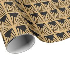 deco wrapping paper deco wrapping paper zazzle