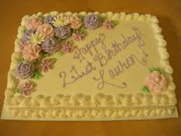 flower birthday cake main made custom cakes