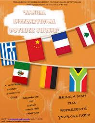 potluck invitation annual international potluck cuisine andrews agenda andrews