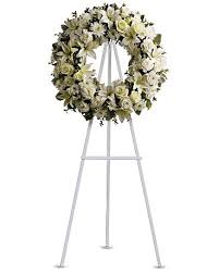89 best funeral standing sprays and wreaths images on