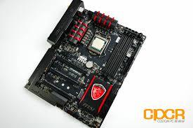 review msi z97 gaming 9 ac lga1150 motherboard custom pc review