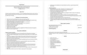 Project Coordinator Resume Sample Program Coordinator Resume Program Coordinator Resume