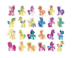 Mlp Blind Bag Amazon Com My Little Pony Neon Bright Surprise Blind Bag Mini