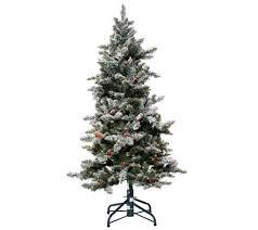 bethlehem lights christmas trees bethlehem lights 5 woodland pine christmas tree w instant power